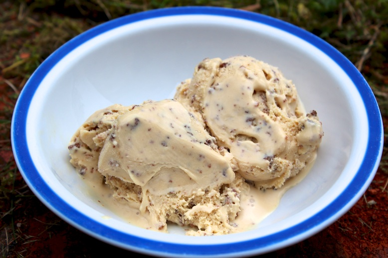 Brown Bread Ice Cream – Recipe
