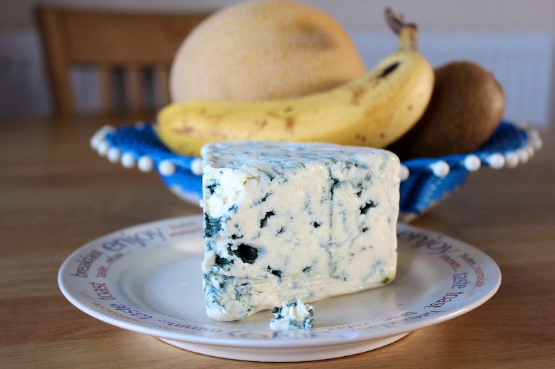 Blue Cheese and Chocolate Ice Cream Recipe