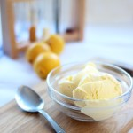Homemade Lemon Curd Ice Cream – Recipe