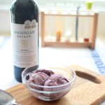 Red Wine Ice Cream – Recipe