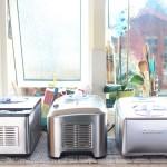 Cuisinart ICE-100 vs Breville BCI600XL vs Whynter ICM-200LS